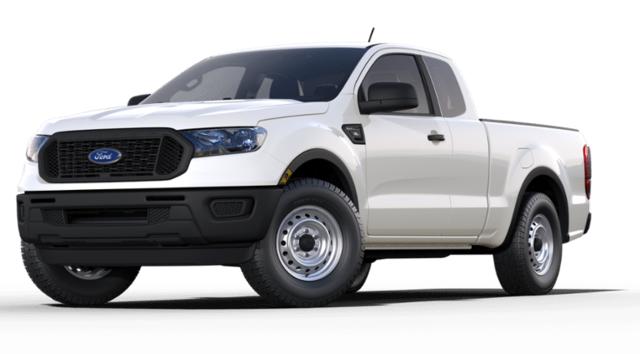 New 2019 Ford Ranger XL Truck For Sale Folsom California